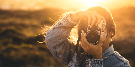 Jaki aparat fotograficzny kupić na początek?