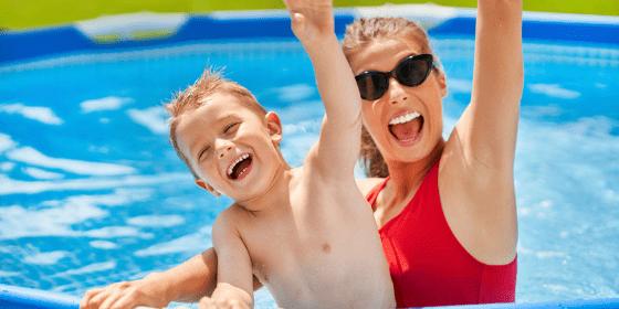 Budowa basenu ogrodowego, czyli ile kosztuje basen na działce przy domu?