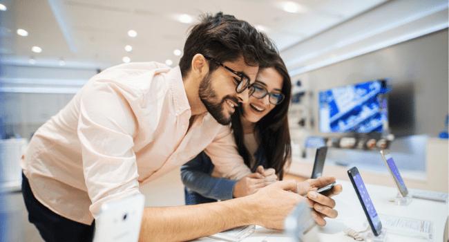 Pożyczka na zakup telefonu komórkowego