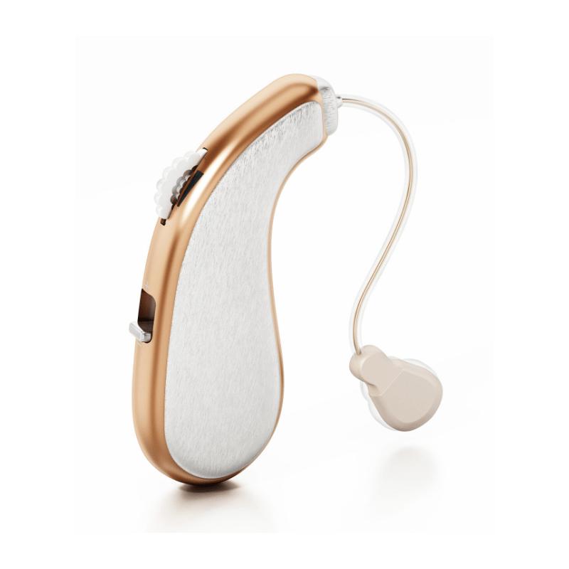 aparat słuchowy zakładany na ucho