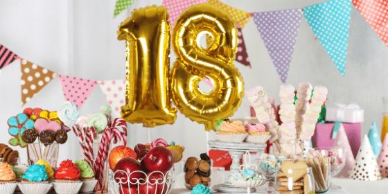Organizacja osiemnastki – ile kosztuje przyjęcie z okazji osiemnastych urodzin?