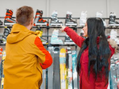 Pożyczka na sprzęt narciarski i snowboardowy