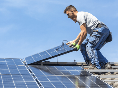 Panele słoneczne – ile kosztuje instalacja?