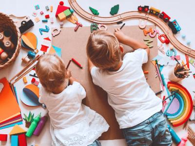 Jak kreatywnie spędzić czas z przedszkolakiem w domu?